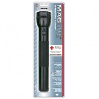 Mag-Lite S3D016 3D-Cell Stablampe 31,5 cm schwarz für 3 Mono-Batterien