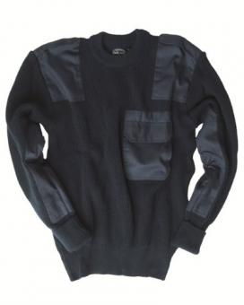 Mil-Tec BW Pullover blau