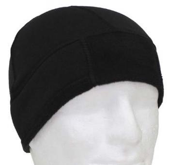 MFH BW Mütze Fleece, schwarz