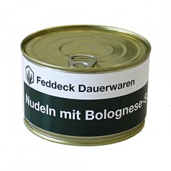Fertiggericht Dose Nudeln mit Bolognese 400 g